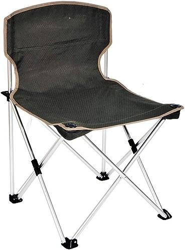 MNLXL camping Chaise De Plage portable Et Chaise De PêChe à Dossier LéGer