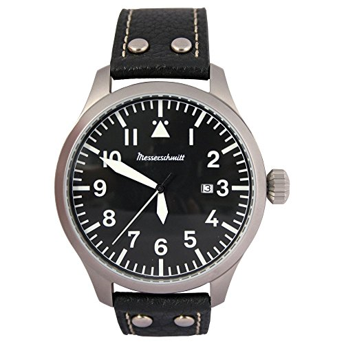 Messerschmitt uomo spingerete orologio Beo XL ME-47XLB