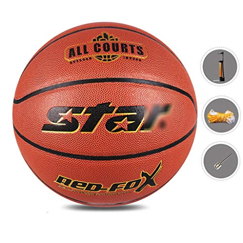 Why Choose YONGMEI Standard Basketball Indoor and Outdoor No. 7 Basketball Size 9.7 inches (24.6 cm)...