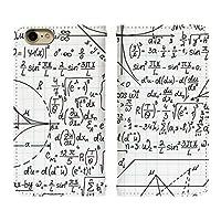 Xperia 10 III SOG04 ベルトなし 手帳型 スマホケース スマホカバー bn416(F) 公式 数学 数式 方程式 フォーミュラ スマートフォン スマートホン 携帯 ケース エクスペリア 10 iii ケース xperia 10 iii ケース sog04 カバー au 手帳 ダイアリー フリップ スマフォ カバー
