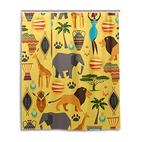 cortinas ducha originales africa