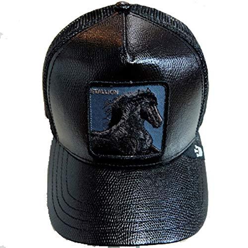 Goorin Bros Trucker Cap Black Horse schwarz Einheitsgröße