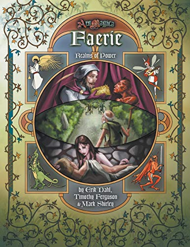 Realms of Power: Faerie