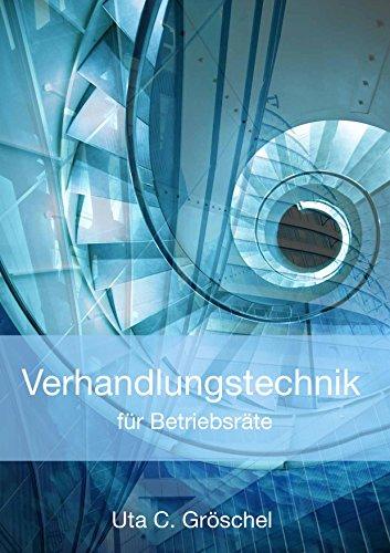 Verhandlungstechnik für Betriebsräte