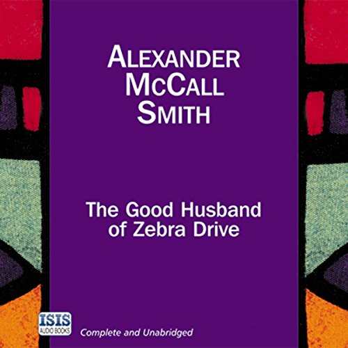 Couverture de The Good Husband of Zebra Drive