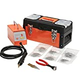 GOGOLO 110V Car Plastic Bumper Repair Welder Kit, Hot Stapler Plastic Welding Machine Gun Kit with 600pcs Staples and Box