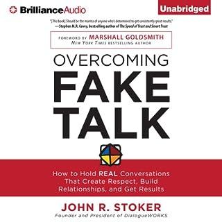 Overcoming Fake Talk cover art