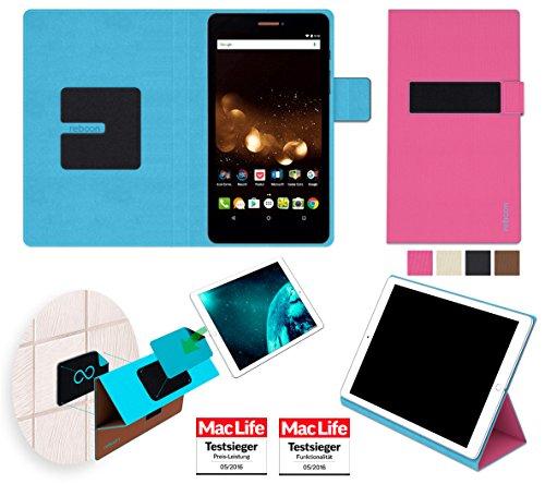 Hülle für Acer Iconia Talk S A1-734 Tasche Cover Hülle Bumper | in Pink | Testsieger