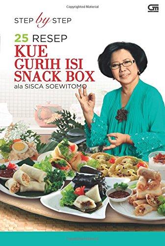 Step by Step 25 Resep Kue Gurih Isi Snack Box ala Sisca Soewitomo