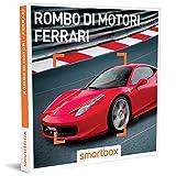 Smartbox Rombo Motori-Ferrari-112 Esperienze Di Guida Sportiva Su Ferrari Caja de Regalo, Aventura