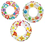 ROYALS Swim Ring - 3 to 6 Years (Size - 20inch) (1 Swim Ring Random Design)