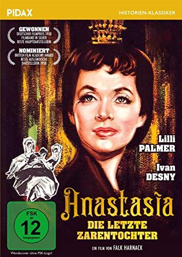 Anastasia, die letzte Zarentochter / Preisgekrönter Klassiker mit Starbesetzung (Pidax Historien-Klassiker)