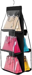 Rudraksh Hanging Handbag Purse Organizer for Ladies/Women/Girls Hand Bags Storage Holder Wardrobe Closet for Purse and Clu...