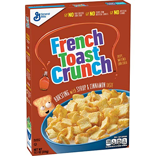 French Toast Crunch Mid-size 11.1 oz (Pack of 12)