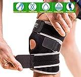 Rodillera Ortopedica 2020 TECH THERAPEUTICS Rodilleras Deportivas |Soporta, Estabiliza Y Refuerza Tus Rodillas |Protege Tus Músculos | Después De La Lesión O Operación Rodilleras Menisco y Ligamento