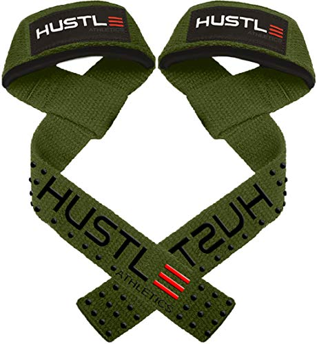 Hustle Athletics Weight Lifting Straps