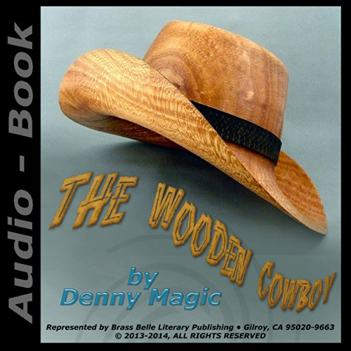 The Wooden Cowboy cover art