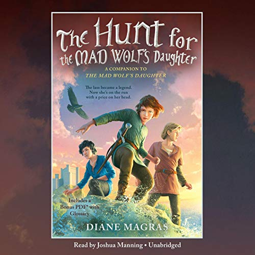 The Hunt for the Mad Wolf's Daughter Titelbild