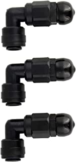 MistKing 22274 Replacement L-Nozzle for Misting Systems (3 Pack)