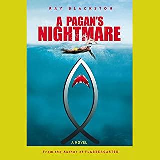 A Pagan's Nightmare audiobook cover art