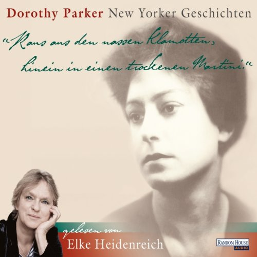 New Yorker Geschichten audiobook cover art