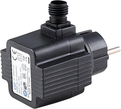 Heitronic LED Steckernetzteil 10W, 12V AC