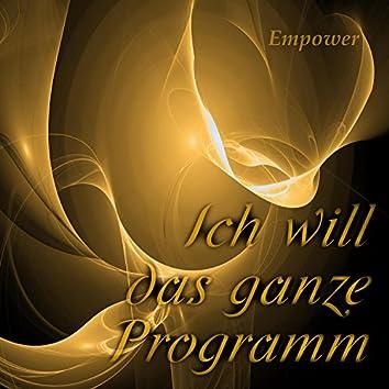 Ich will das ganze Programm (feat. Marius Stärk & Niels Reszies)