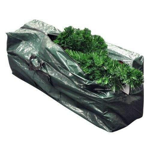 ARSUK Bolsa para el árbol de Navidad, bolsa de transporte, estuche protector, bolsa de almacenamiento, Christmas storage bag Adecuado para árboles de hasta 7 ft