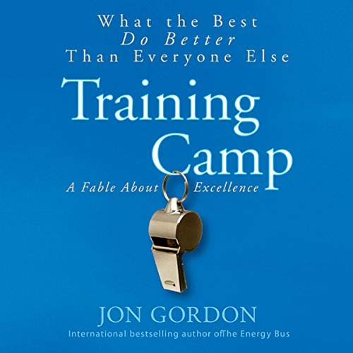 Training Camp copertina