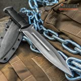 Tactical Knife Hunting Knife Survival Knife Full Tang Fixed Blade Knife Kydex Sheath G10 Handle Razor Sharp Edge Camping Accessories Camping Gear Survival Kit Survival Gear Tactical Gear 76568