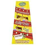 Rowntrees Jelly Tots - Huevo retro (184 g, 6 unidades)