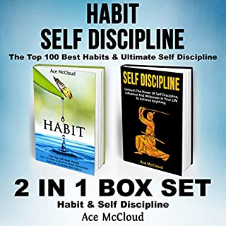 Habit: Self Discipline audiobook cover art