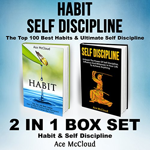 Habit: Self Discipline audiobook cover art