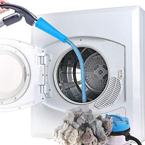 BoxLegend Vakuumschlauch Aufsatz Staubsaugerbürste Reinigungswerkzeuge Entfernt Flusen vom Trockner Entlüftung Reinigen Trockner Vent