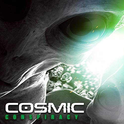 Cosmic Conspiracy  By  cover art
