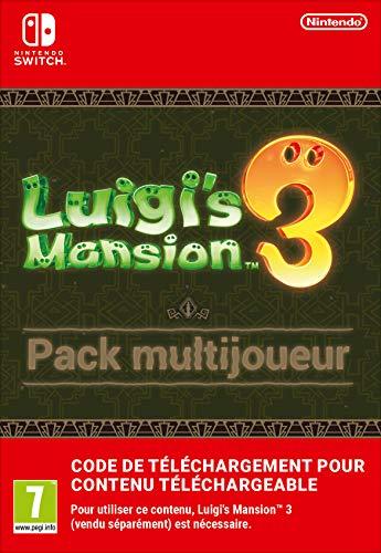 Pack multijoueur de Luigi's Mansion 3 | Nintendo Switch – Code jeu à télécharger