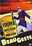 Beau Geste (Import Dvd) (2014) Gary Cooper,Ray Milland,Robert Preston,Brian - Gary Cooper