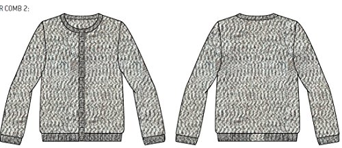 Name It Veste en tricot en blanc, taille 104