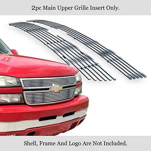 06 chevy silverado 2500 grill - 3