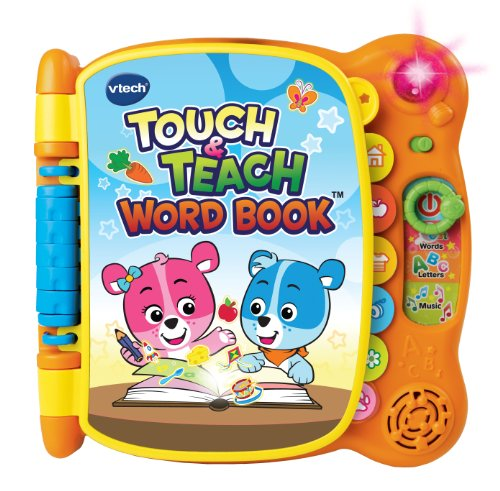 Product Image of the VTech Touch and Teach Word Book