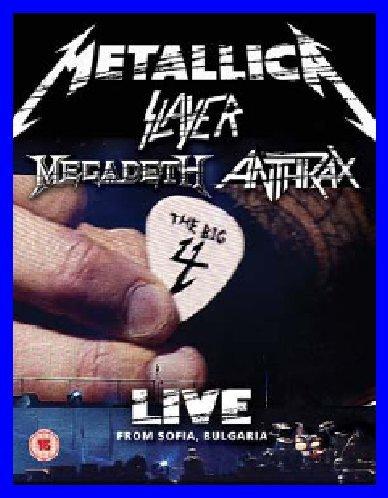 The Big Four: Live From Sofia, Bulgaria [DVD]