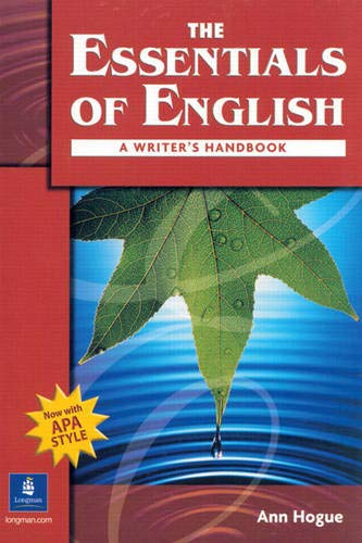 ESSENTIALS OF ENGLISH N/E BOOK WITH APA STYLE 150090