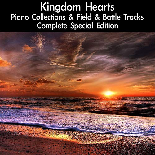 """Medley of Conflict: The Encounter / Tension Rising / Sinister Shadows / The 13th Reflection (From """"Kingdom Hearts II"""" & """"Kingdom Hearts II Final Mix"""") [For Piano Solo]"""