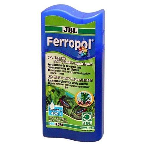 JBL 201650 Ferropol Dünger für Aquarien, 250 ml
