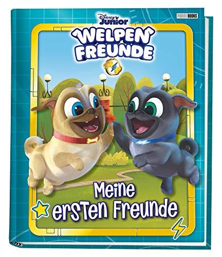Disney Junior Welpenfreunde: Meine ersten Freunde: Kindergartenfreundebuch