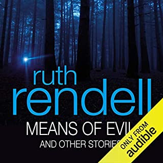 Means of Evil and Other Stories cover art