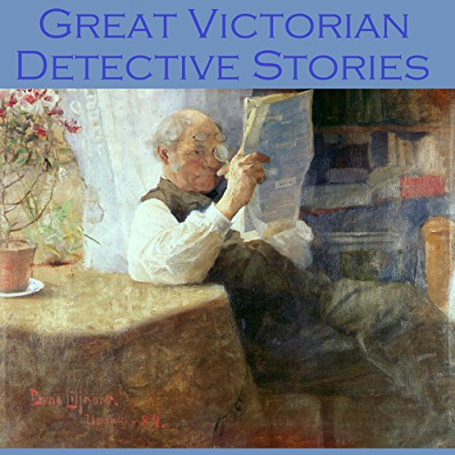 Great Victorian Detective Stories cover art