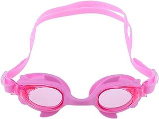 75a1f3745 Sharplace 1 Pieza de Gafas de Natación para Niños Hecho de Material Silicona  - Rosa