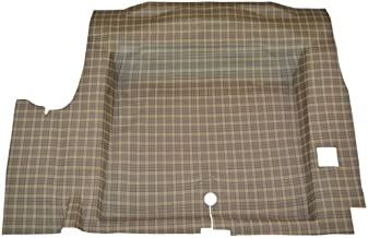 Factory Fit - ACC 1964-1968 Ford Mustang Trunk Mat - TM Vinyl | Fits: Coupe, Convertible, Molded