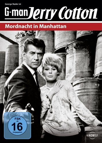 Jerry Cotton - Mordnacht in Manhattan